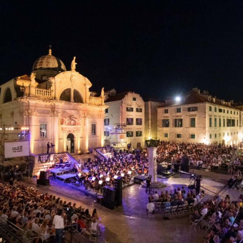 Concert - CLOSING CONCERT | Croatian Radio and Television Symphony Orchestra | Enrico Dindo, Conductor | Simone Rubino, percussion