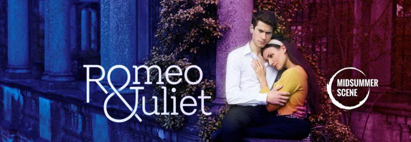 Midsummer Scene - Romeo & Juliet, William Shakespeare