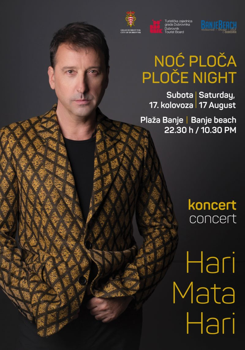 Ploče night - Hari Mata Hari
