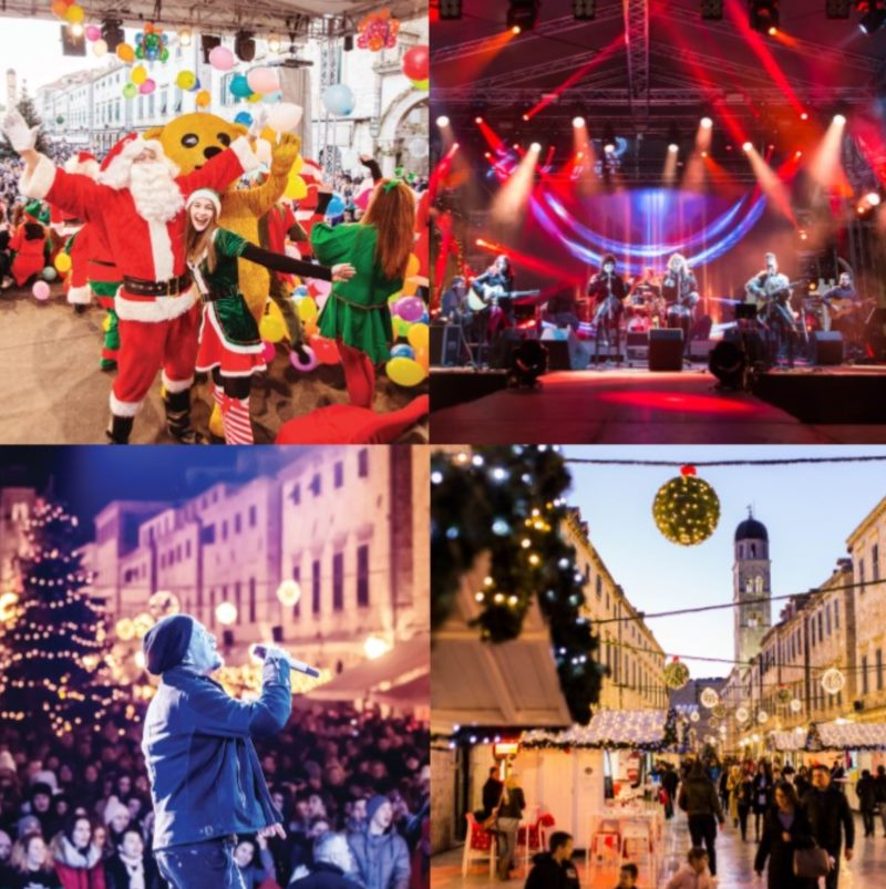 6th DUBROVNIK WINTER FESTIVAL - MAGICAL WINTER IN DUBROVNIK