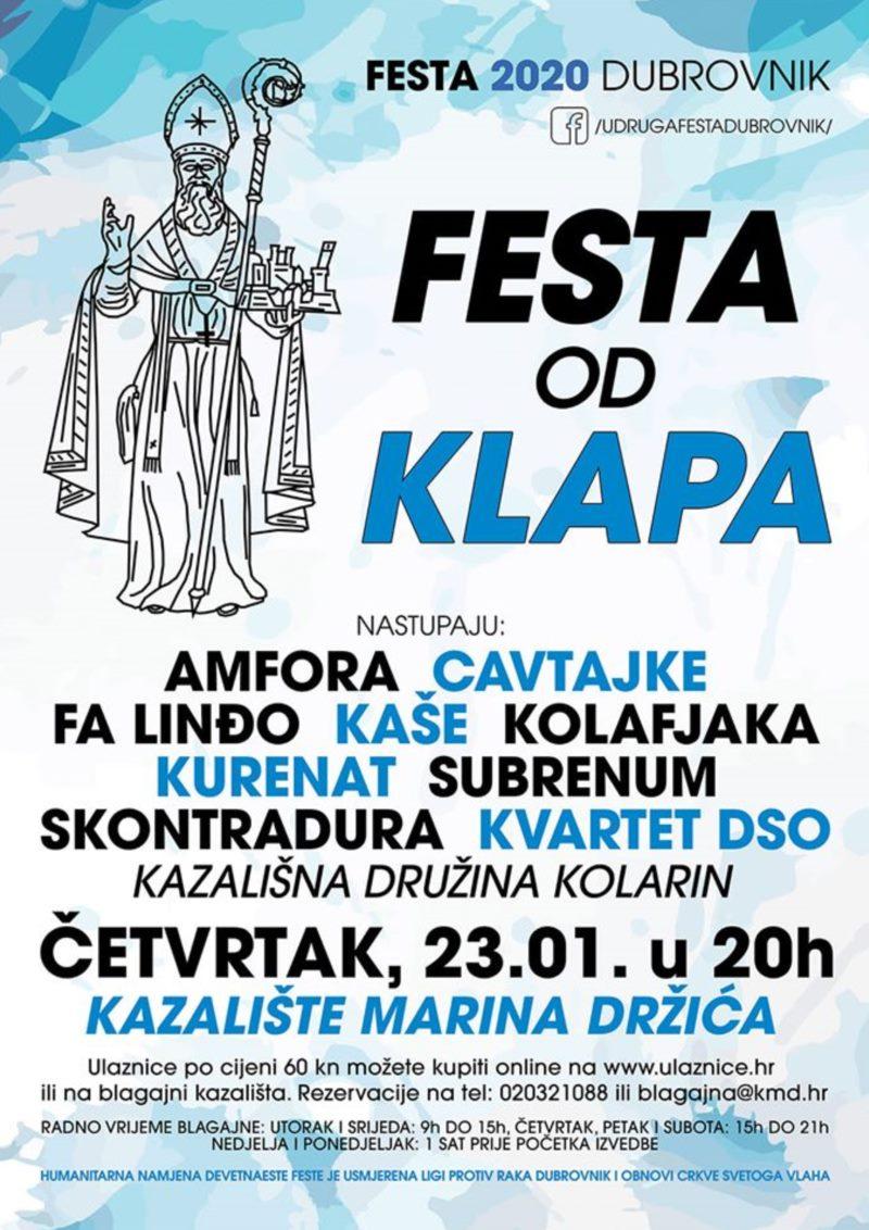 Klapa Singing Fest