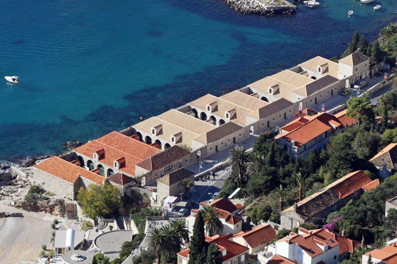 Lazareti - The oldest quarantine in the world