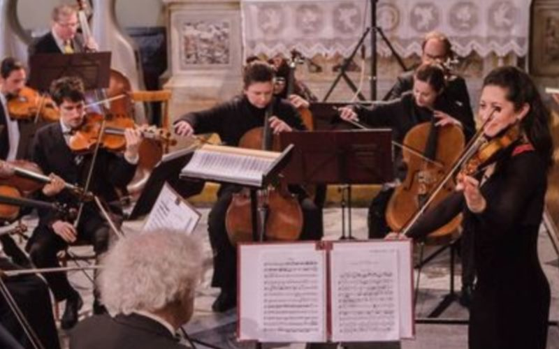 DSO STRING CHAMBER ENSEMBLE