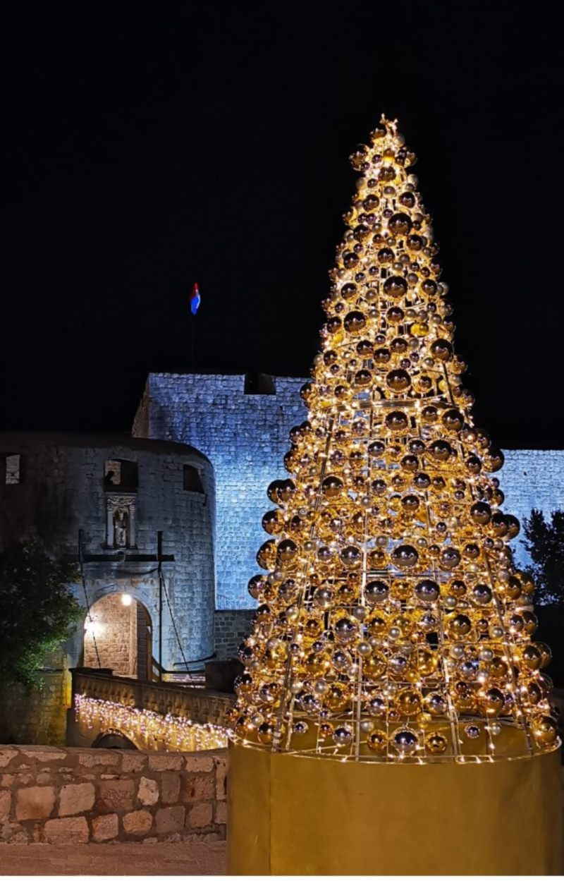 DUBROVNIK WINTER FESTIVAL 2020 - Advent in the city of Christmas carols