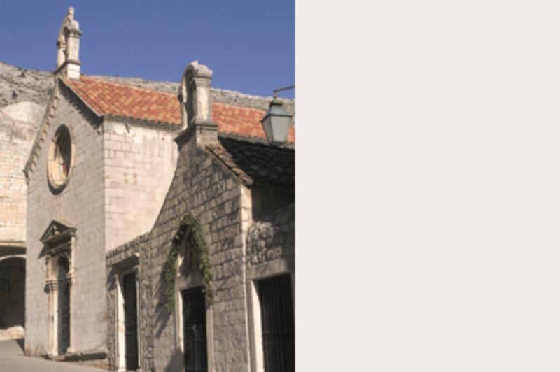 La chapelle de l'Annonciation de Marie
