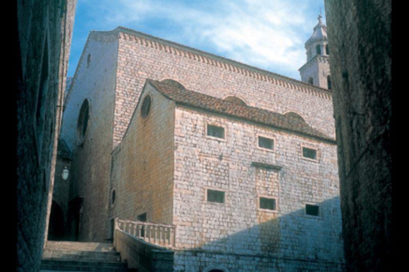 L'Église de Saint-Sebastien