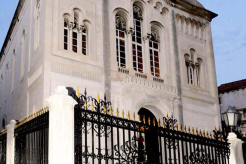 L'église orthodoxe serbe