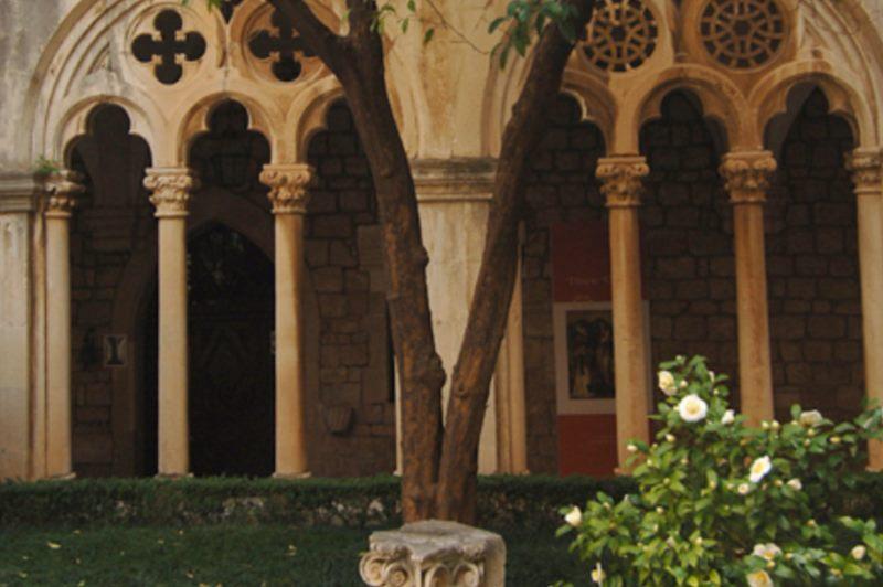 Le monastère dominicain