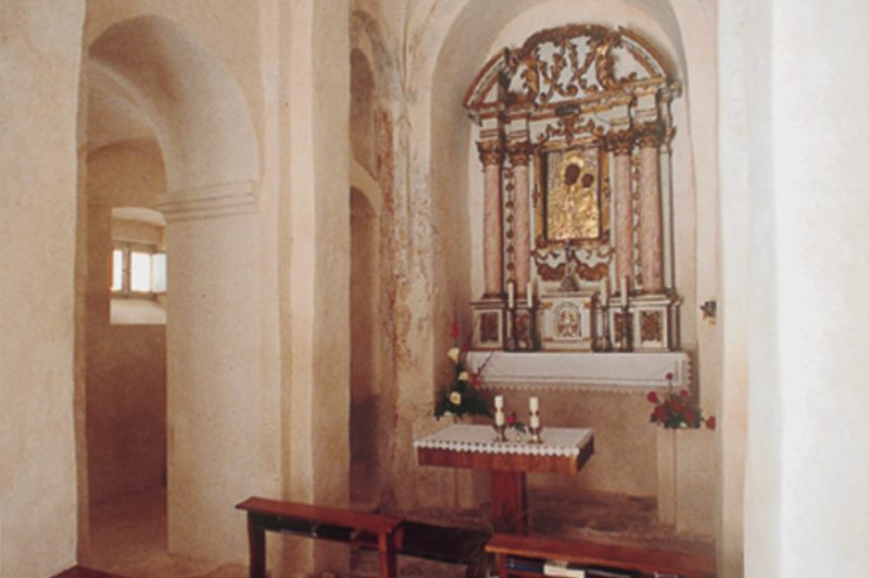La chapelle Sigurata