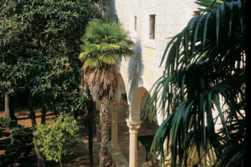 Le monastère bénédictin