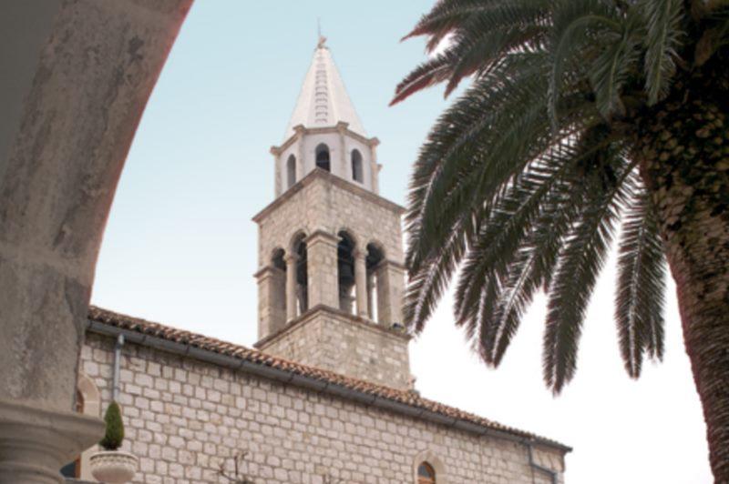L'Église Saint-Croix