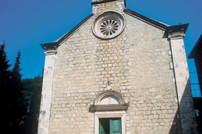 L'Église Notre-Dam- de la  Miséricorde