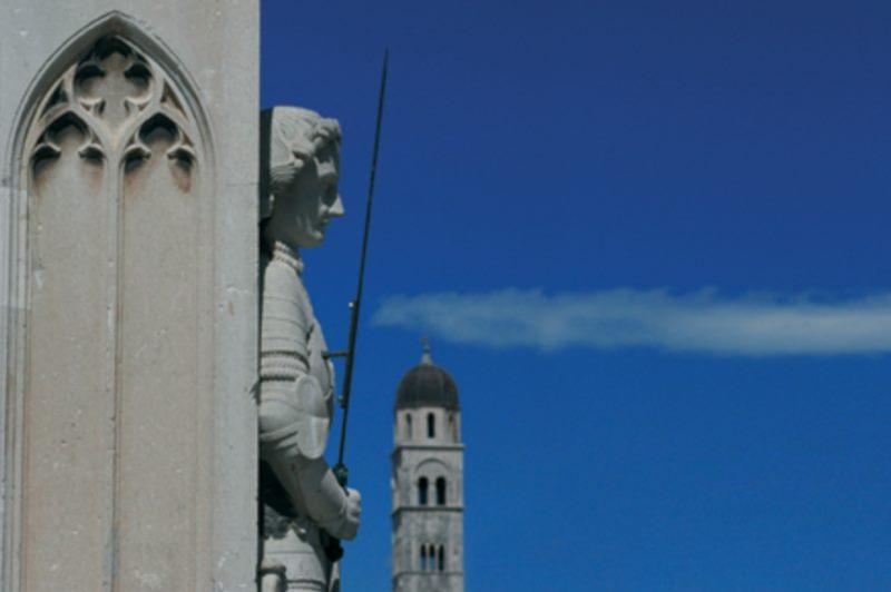 La colonne d'Orlando