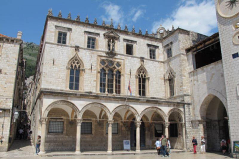 Le Palais Sponza
