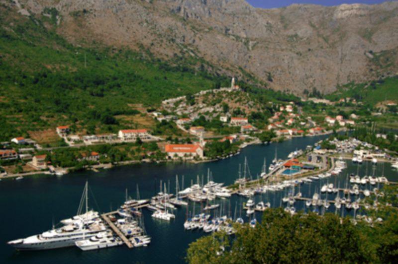La Rivière de Dubrovnik