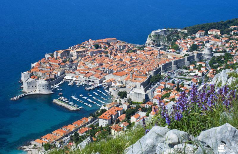 Dubrovnik en printemps