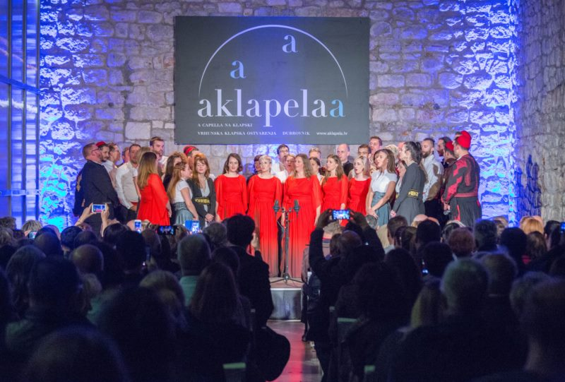 Klapa Singing in Dubrovnik