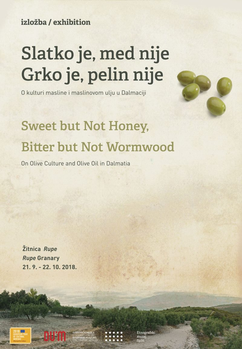 Exhibition - It's Sweet, It's not honey; It's bitter, it's not pelin