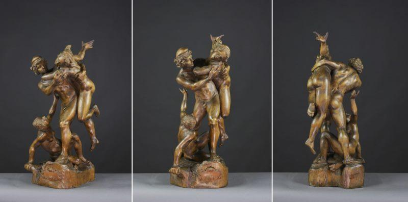 Exhibition - Marin Radica (Forgotten Historian Sculptor)