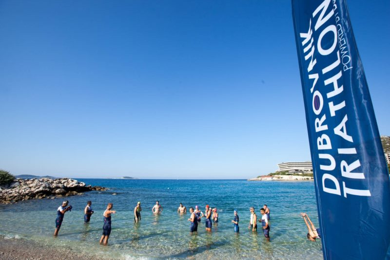 DUBROVNIK AQUATHLON IN KUPARI