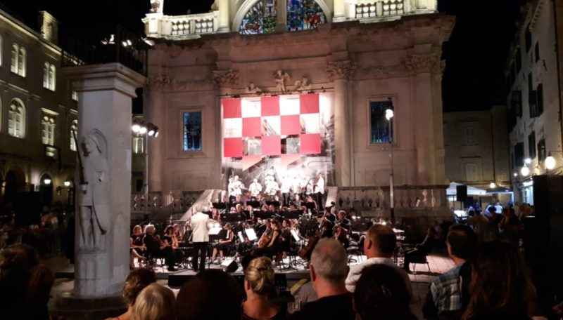 Concert for Victory and Homeland Thanksgiving Day and the Day of Croatian Defenders