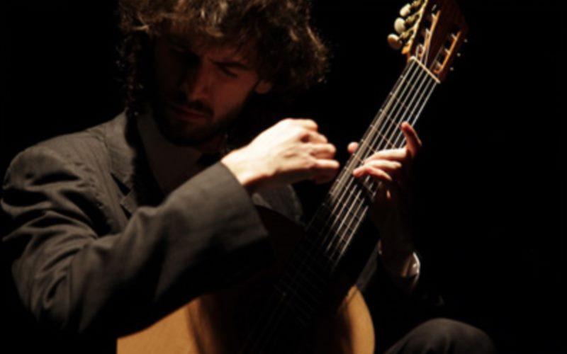 Petrit Çeku, guitar