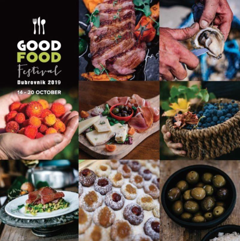 GOOD FOOD FESTIVAL 2019