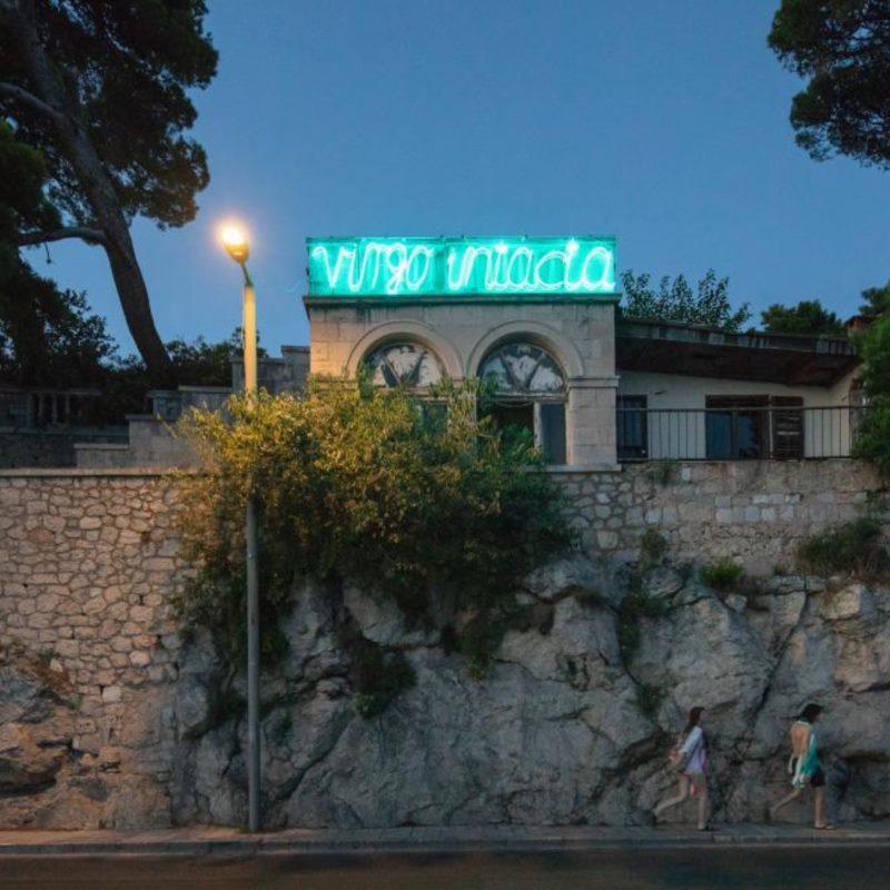 Exhibition Opening in Sponza: Ivana Dražić Selmani   The Horizon of Reminiscence