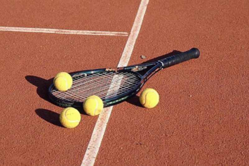 Tennis tournament for children up to 10 years