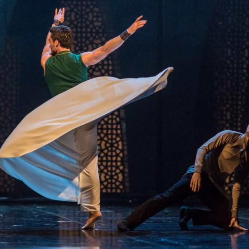 Ballet of Croatian National Theatre of Split - DEATH AND THE DERVISH