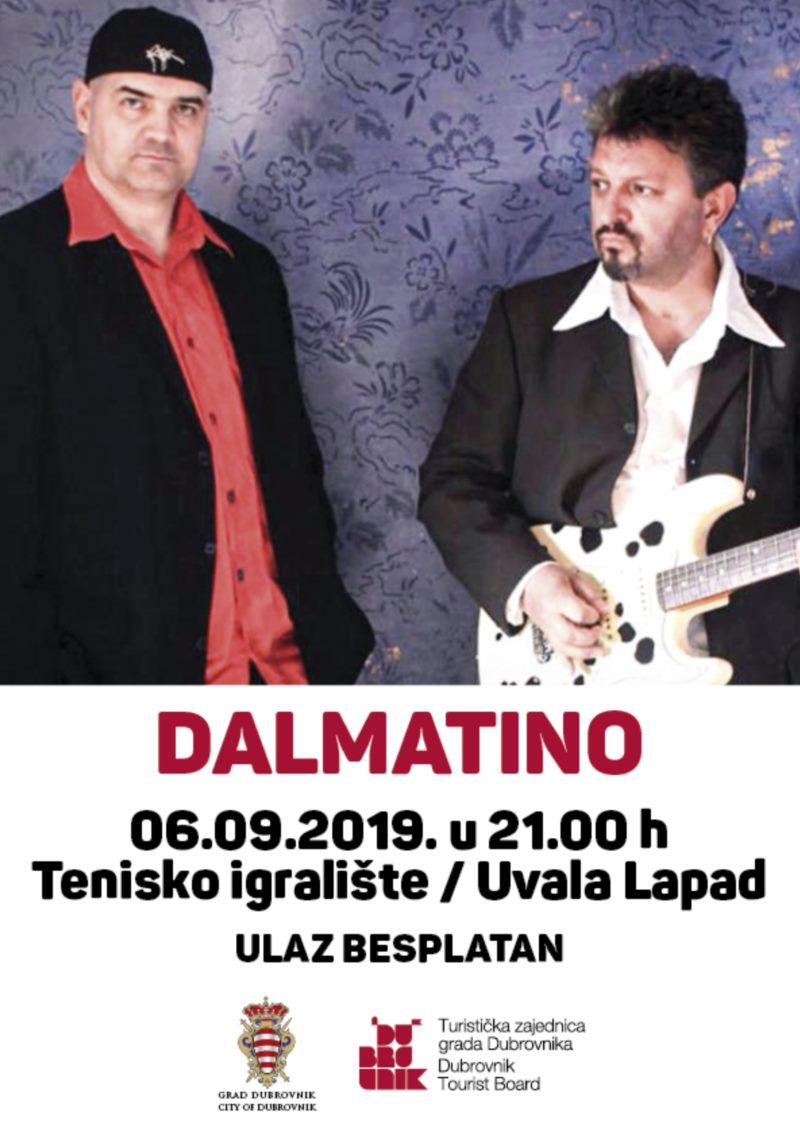 Concert - Dalmatino