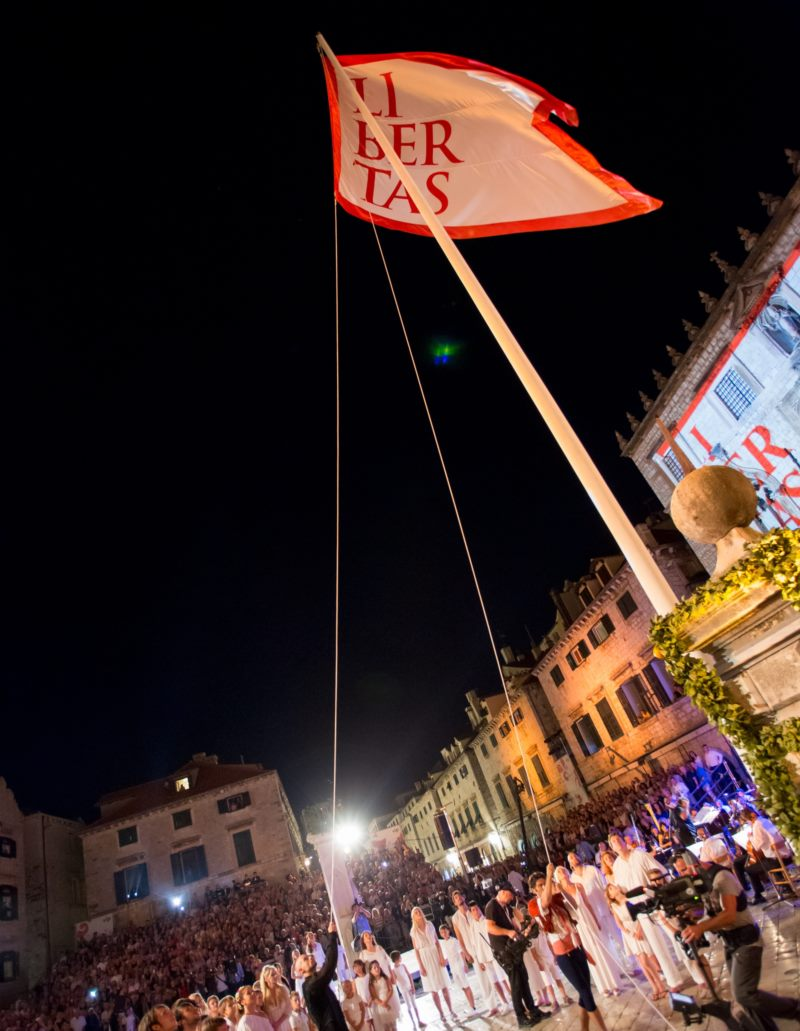 The 72nd Dubrovnik Summer Festival opens this Saturday