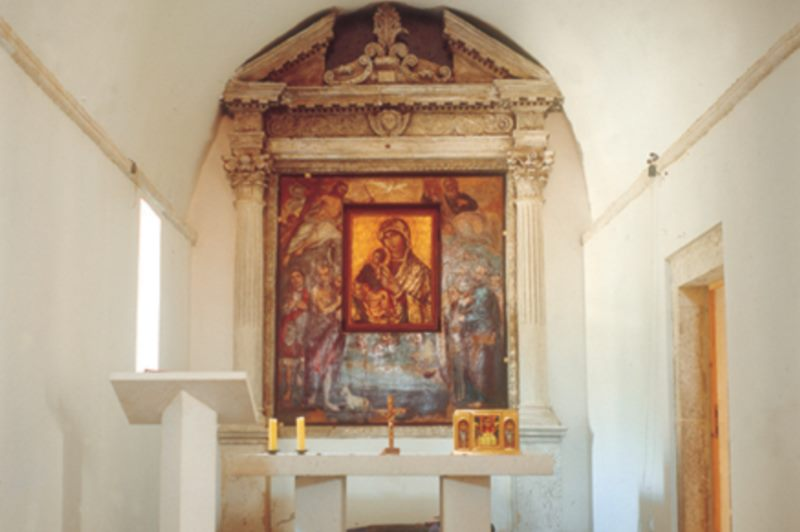Церковь св. Джурджи
