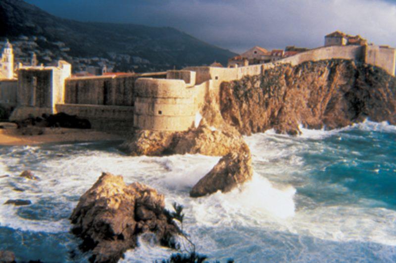Крепость Бокар