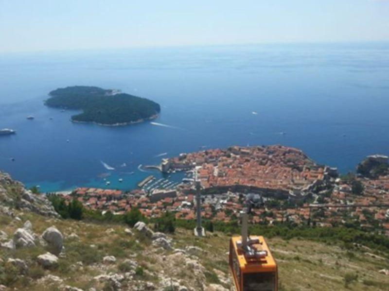 Dubrovnik achieved record-breaking results in the first four months