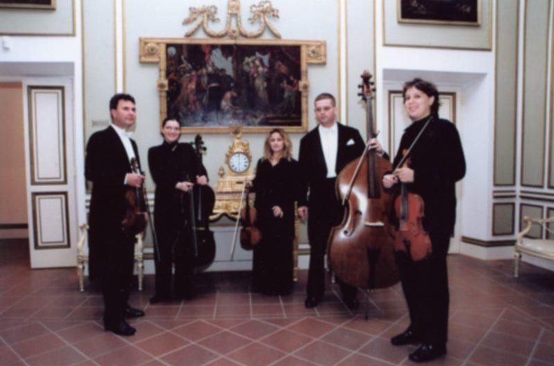 Concert - Dubrovnik String Quartet