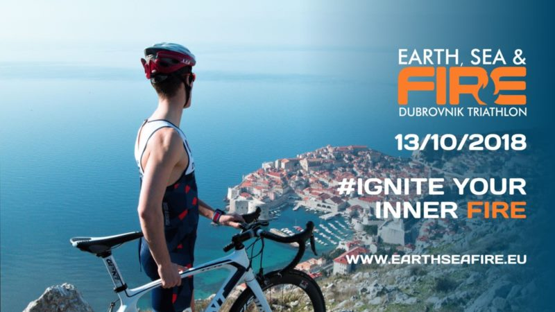 EARTH, SEA & FIRE - Dubrovnik Triatlon: Ignite your inner fire in Dubrovnik!