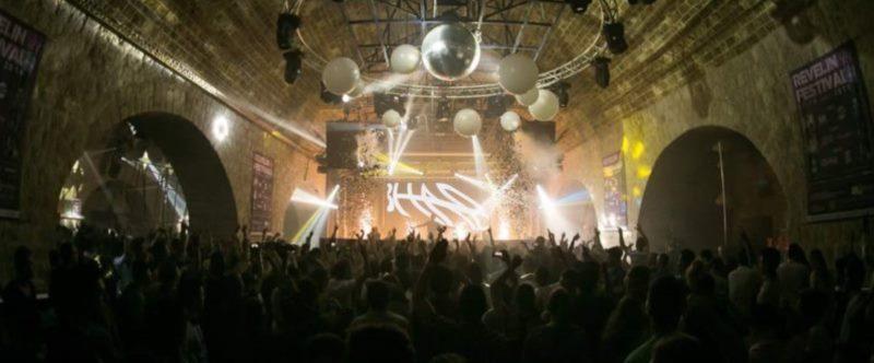 Concert - DJ Claptone
