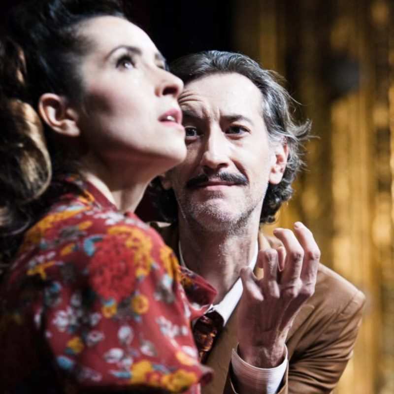 Theater play - Croatian National Theatre of Zagreb: ONE SONG A DAY TAKES MISCHIEF AWAY