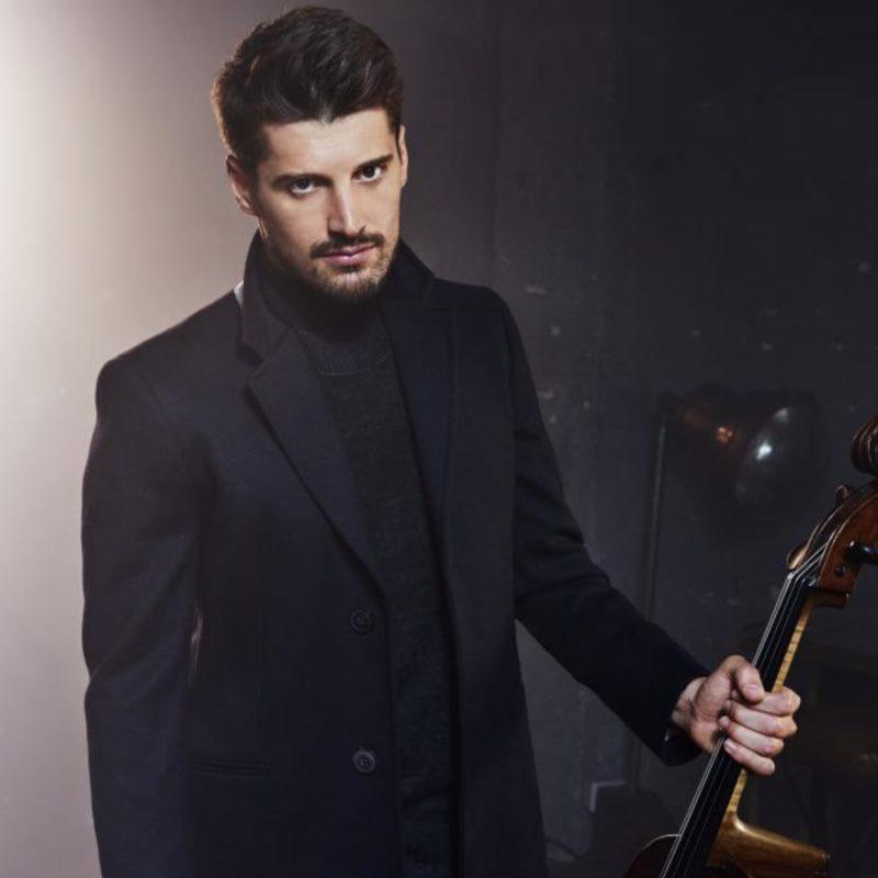 Concert - Luka Šulić, cello   Aljoša Jurinić, piano