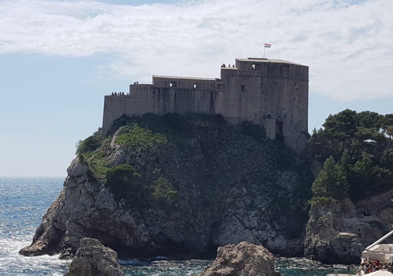 Крепость Ловренац