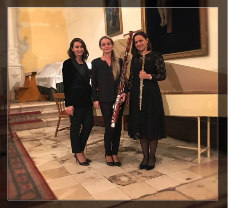 Concert - Dubrovnik Chamber Trio