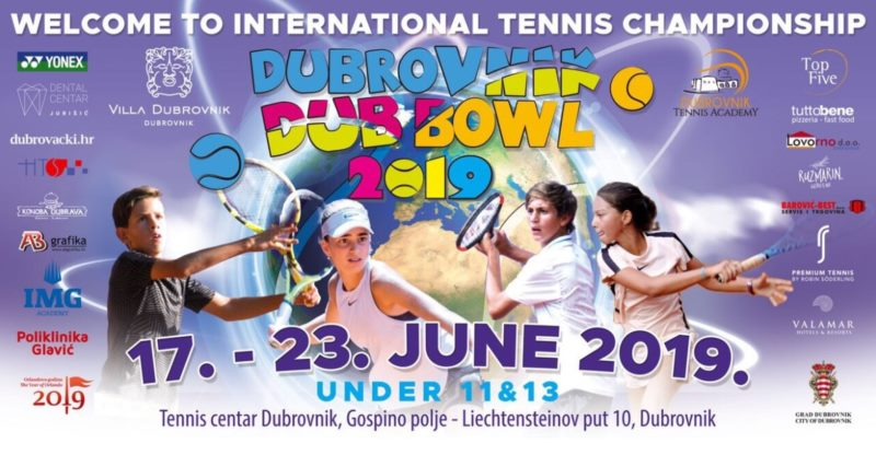 International tennis championship Dubrovnik bowl