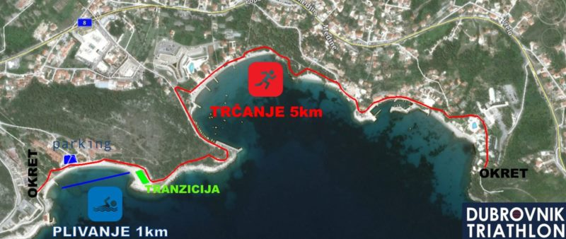 DUBROVNIK AQUATHLON – KUPARI BEACH