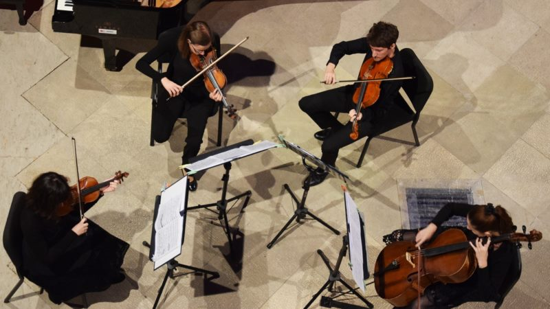 Dubrovnik's Salon Music