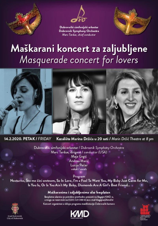 Carnival Concert for lovers