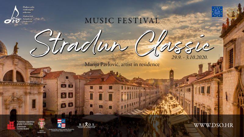 STRADUN CLASSIC: MARIJA PAVLOVIĆ, CLARINET - GORDAN NIKOLIĆ, VIOLIN